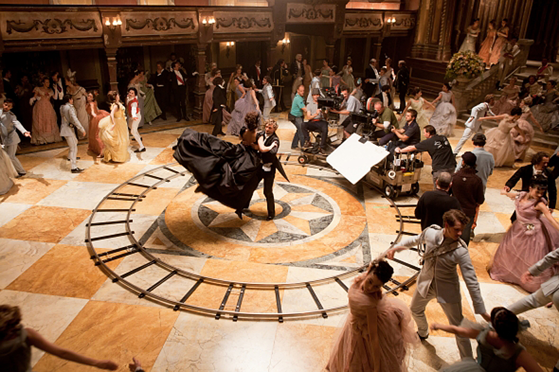 Anna Karenina di Joe Wright (set)