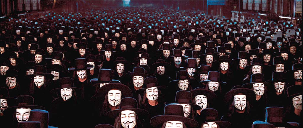 V per Vendetta di James McTeigue